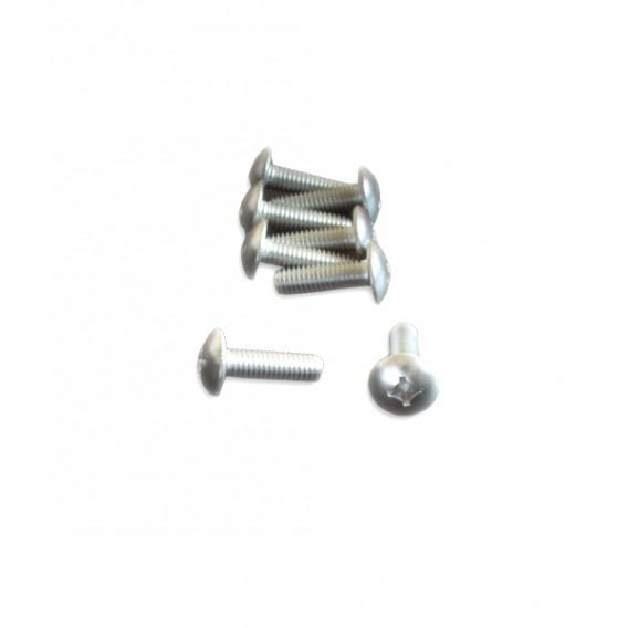 SCREW SET FOR TT FINS - BLUNT II/JOKE/CRUZER - M5